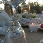 Γαμήλια Δεξίωση στην Καλανδρα Χαλκιδικής