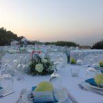 Γαμήλια Δεξίωση στην Νέα Φώκαια Χαλκιδικής