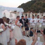Πολιτικός Γάμος στο Beach Bar Manasou