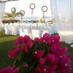 VINTAGE WEDDING GALLA DINNER στις Καλύβες Χαλκιδικής